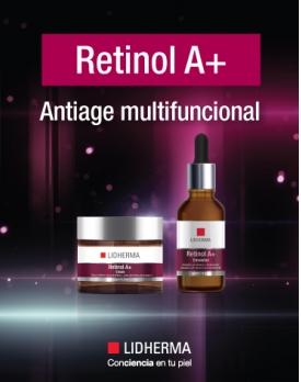 Retinol A+. El antiage multifuncional.