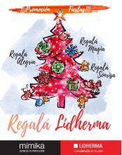 En estas Fiestas, ¡regalá Lidherma!