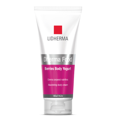 Dherma Food Berries Body Yogurt